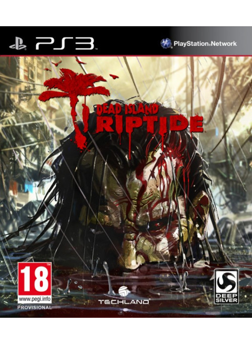 Dead Island: Riptide: игра для PlayStation 3